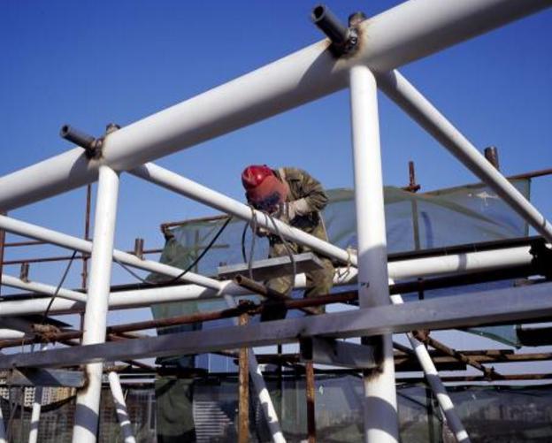 无缝钢管用于钢结构