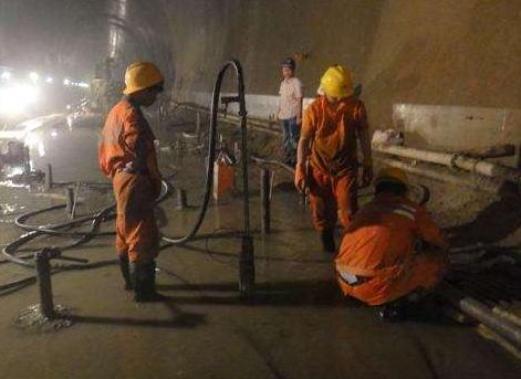 隧道注浆无缝钢管应用案例